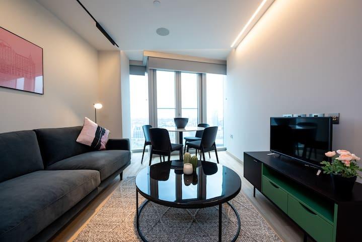 Incredible London Apartment (MLG1104)