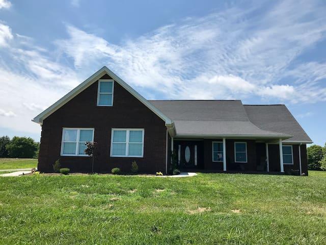 Modern Farmhouse Retreat