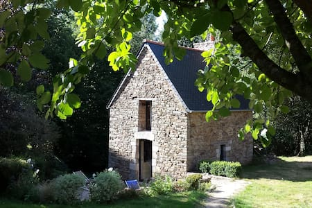Charmante petite maison pour 2 personnes - Saint-Samson-sur-Rance - Natur-Lodge