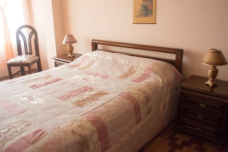 Mi casita: Cosy 1-bedroom flat / Uso exclusivo - Ambato - 公寓