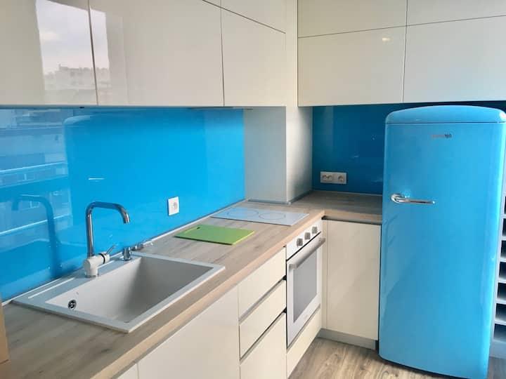 Spacious & comfy place-Bluemarine