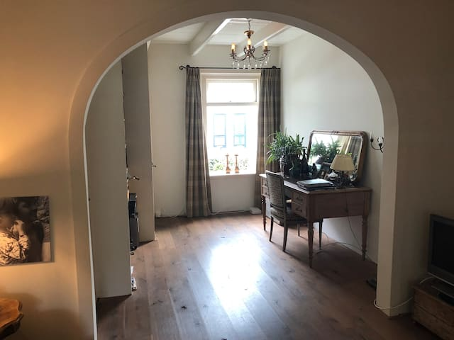 Charming house with terrace 20 min from Amsterdam