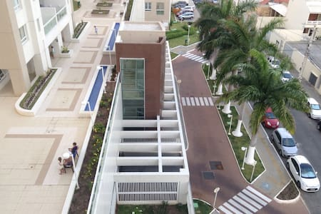 Beautiful Apartment with sea view - Aracaju