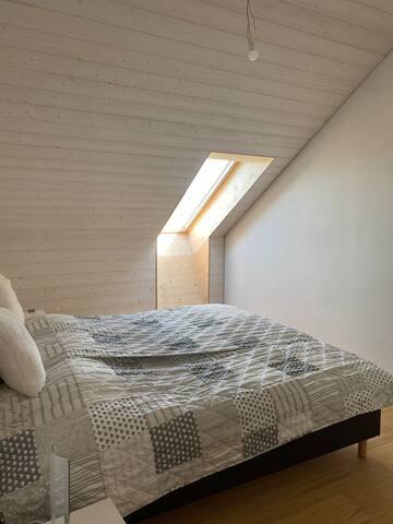 chambre 3 avec des lits séparables