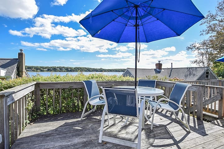 #422: Waterfront w/ amazing views! Boat Dock; Dog Friendly!