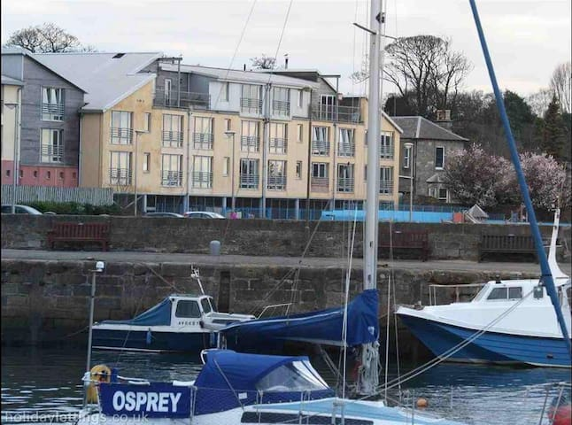The Quayside Apartment - Musselburgh - Apartment