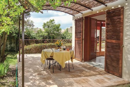 Holiday cottage with 1 bedroom on 45m² in Cazevieille