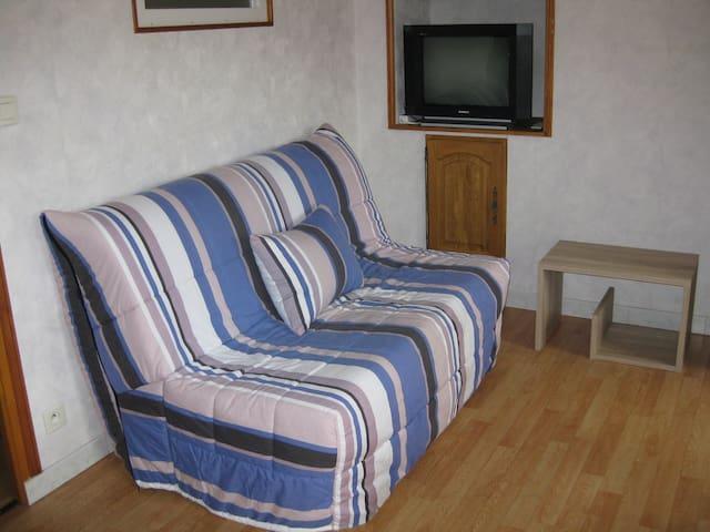 Maison spacieuse et au calme
