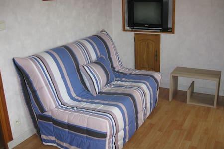 Maison spacieuse et au calme - Villedieu-les-Poêles - Byhus