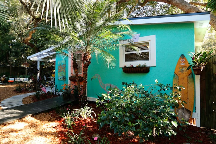 Key West cottage in Mt Dora