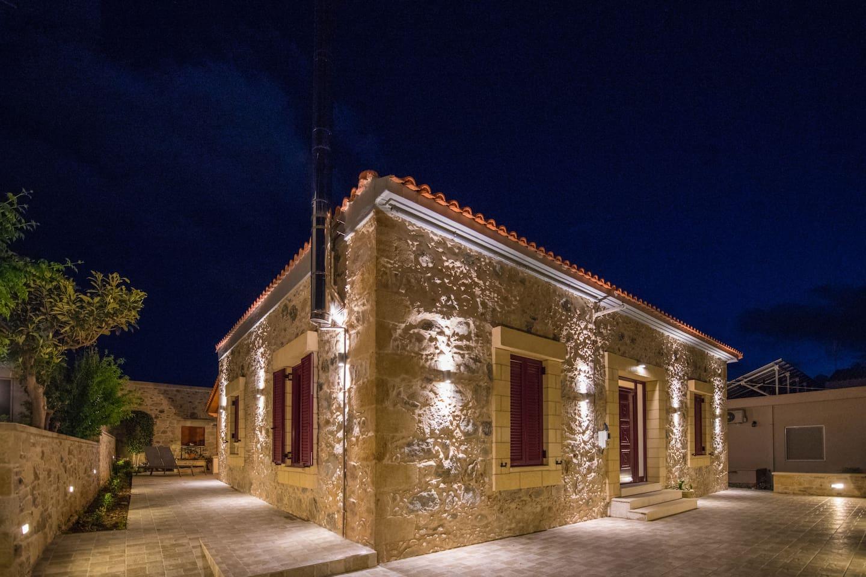Villa in kissamos