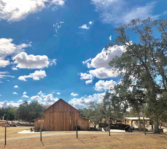 Barn, Treehouse, Bar, Grill, Sequoia & Yosemite