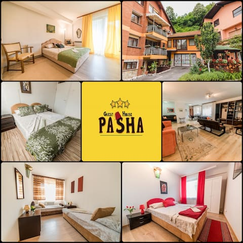 Apartment PASHA***