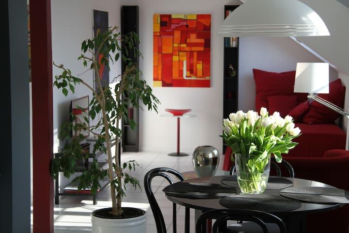 Angela & Maurizio - Wohnung M - 55 qm - Kerpen - อพาร์ทเมนท์