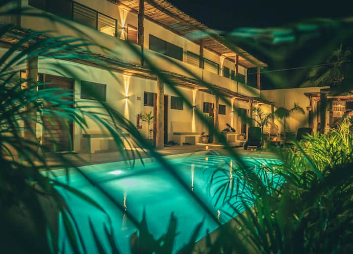 Beautiful Apartment In Holbox Close to The Beach