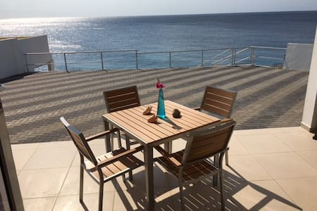 Romantic apartment B on the ocean - Lagun - 公寓