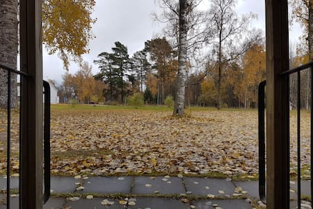Value accommodation for work/leisure/families - Hagfors S - Overig