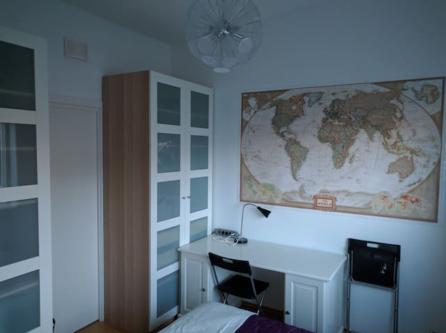 All you need! Modern room close to the city center - Bergen - Apartment