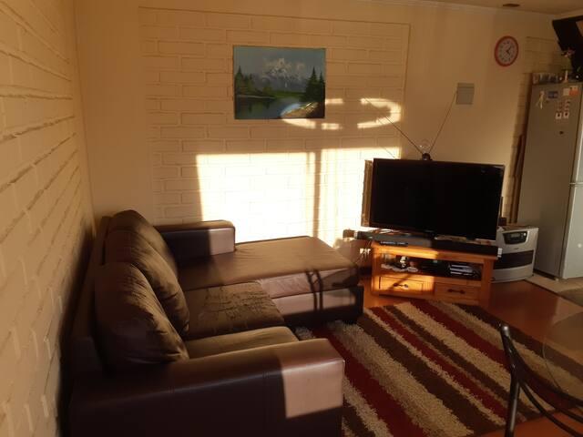 Alojamiento céntrico y cómodo
