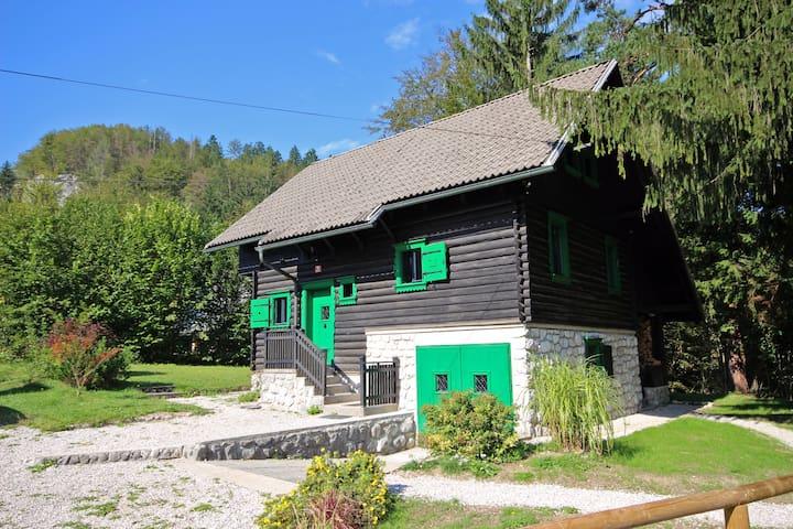 Bohinj Lake Cabin - Ribčev Laz