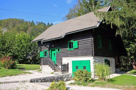 Bohinj Lake Cabin - Ribčev Laz - 샬레(Chalet)