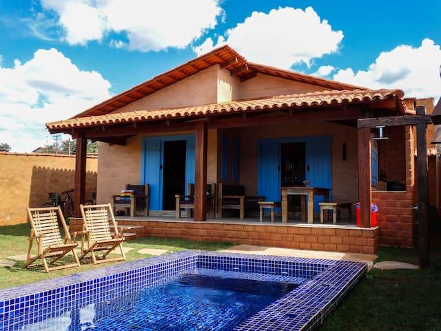 Casa Itamotinga - Pirenópolis - Casa