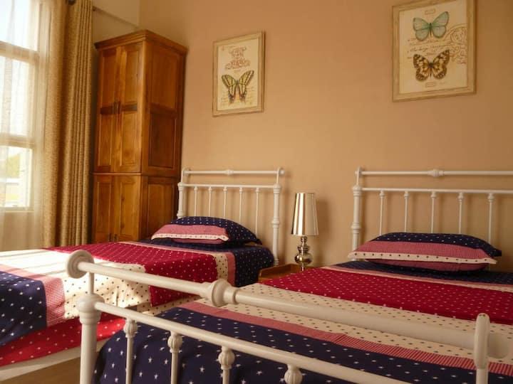 DOXA two bedroom family appartment