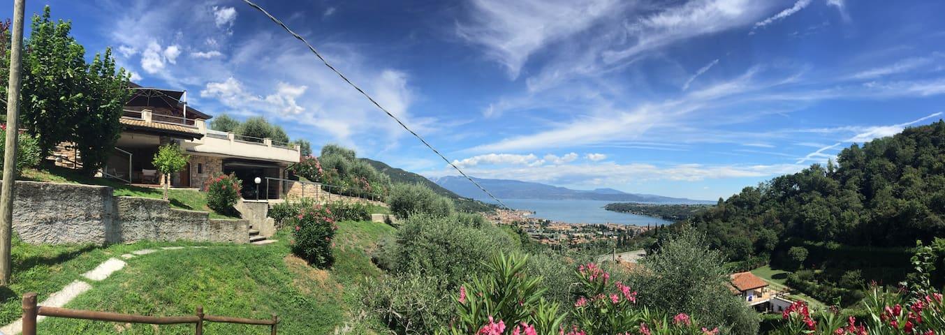 VILLA/RUSTICO CON PISCINA - Saló - Lago di Garda
