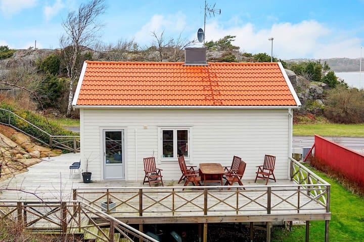 4 person holiday home in Bovallstrand