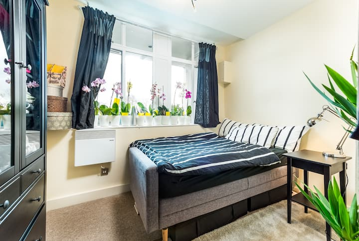SUNNY CUTE CENTRAL LONDOND PAD BY KING'S CROSS