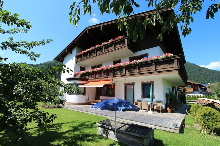 Spacious Apartment in Kirchdorf in Tirol with Panoramic View