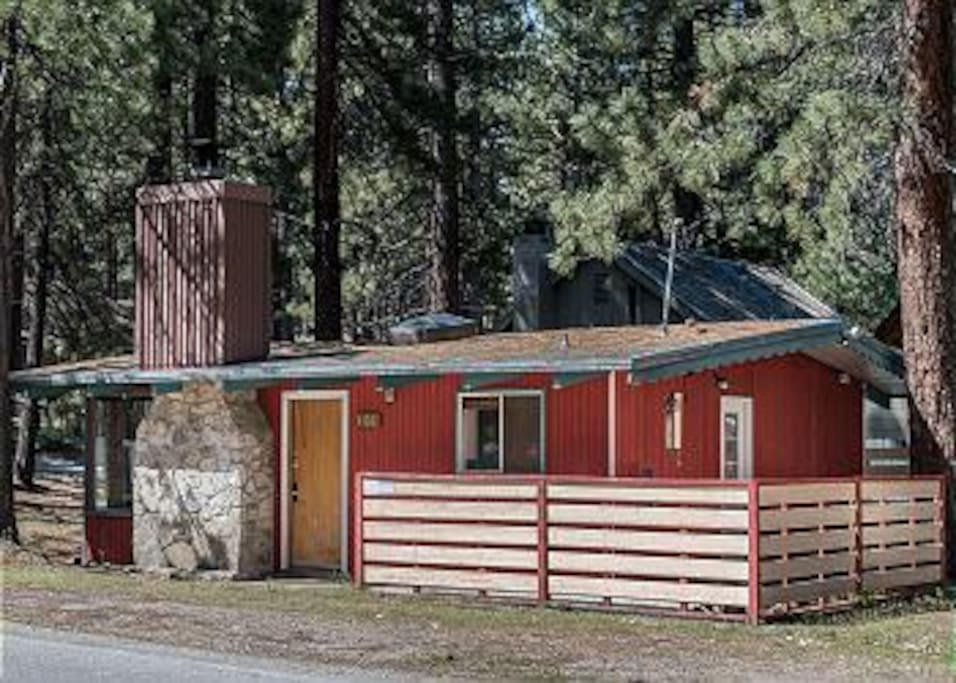 Hip Norwegian Style Cabin 3 Mins To Heavenly Cabins: rent a cabin in lake tahoe ca