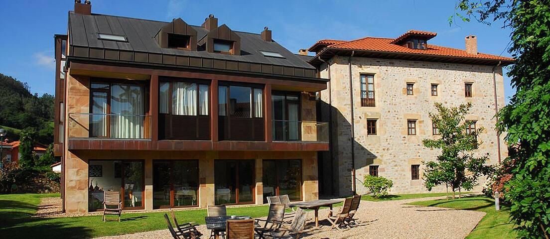 Apartamento para 4 junto a Cabarceno, Cantabria