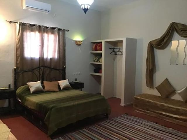 Private room 2.3.4.5.6 Persons l'Escale Ouarzazate