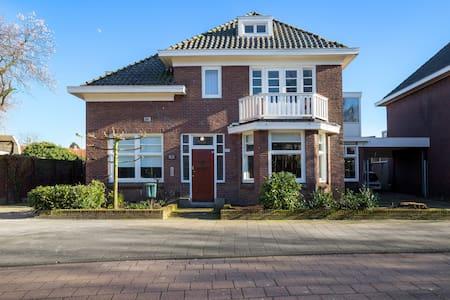 1 pers. kamer (nr: 1) in luxe villa - Eindhoven