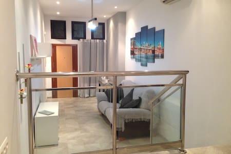 Apartamento/Loft de estilo contemporáneo - Frigiliana - Apartament