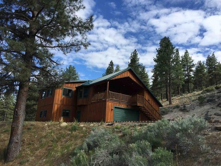 Tahoe Area Mountain Retreat-2