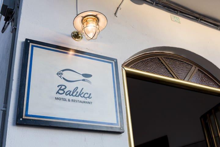 BALIKCI MOTEL - Babakale Köyü - Bed & Breakfast