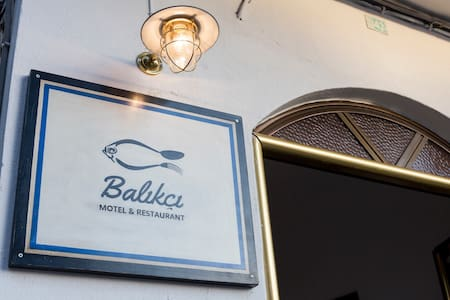 BALIKCI MOTEL - Babakale Köyü - Inap sarapan