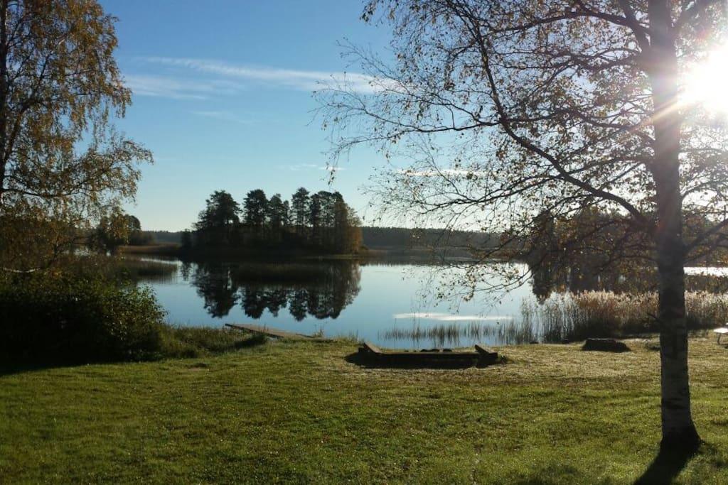 Lake Evijarvi