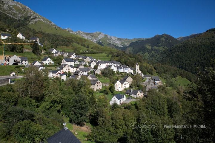 Chambres d'hôtes Gacyto, Aydius, Béarn, Pyrénées