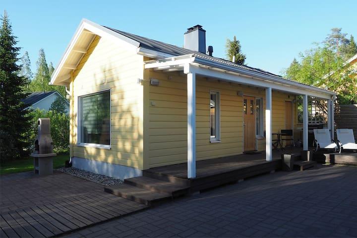 Orijärvi house