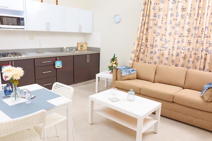 Acogedor apartamento en el centro de Nagua