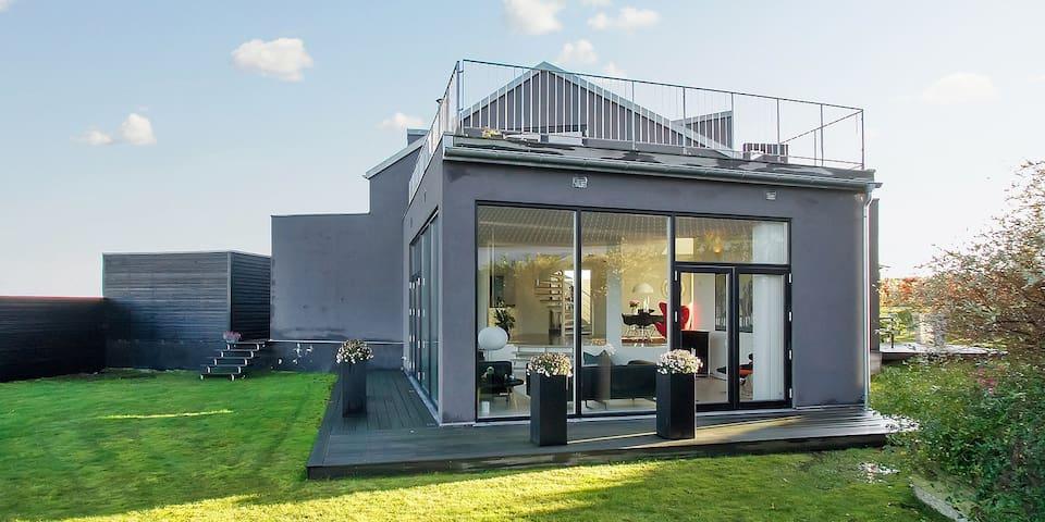 Lækker luksus villa i skønne omgivelser - Viborg - Casa