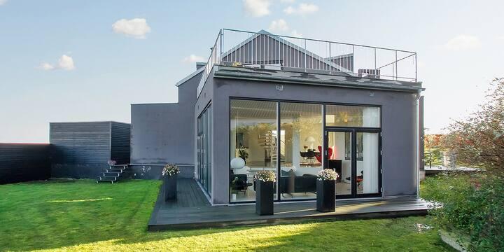 Lækker luksus villa i skønne omgivelser