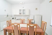 Ony 100m From sea, Family apartment