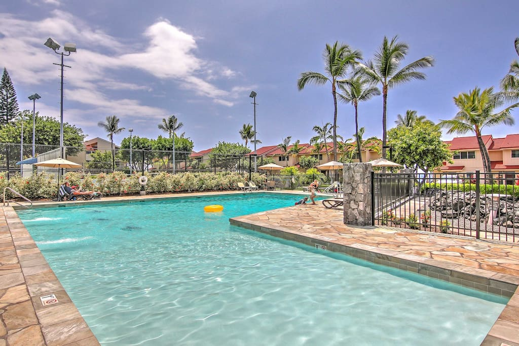Enjoy access to phenomenal community amenities, like this gorgeous pool.