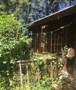 """Tree House"" Getaway - Mill Valley - Haus"