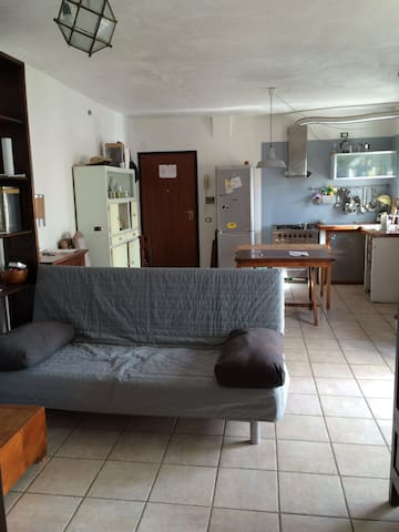 Amazing apartment duplex - Marina di Cerveteri - Apartment
