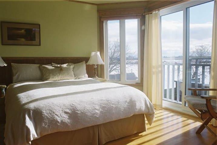 Grand appartement - À la Chouette Maison - Baie-Saint-Paul - Apartment